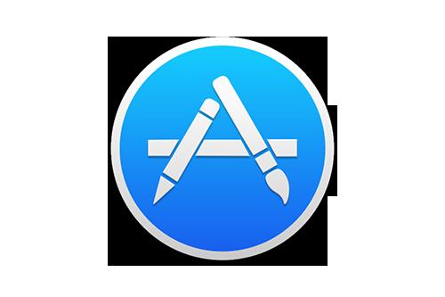 app store logo矢量